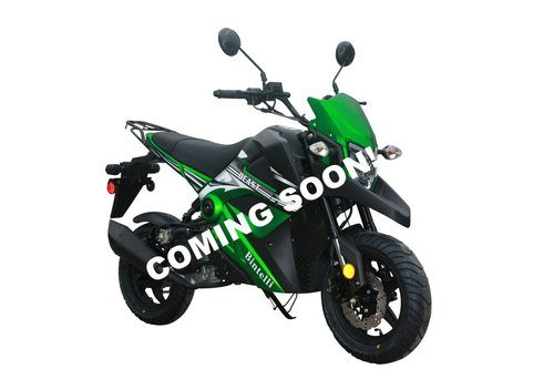 Beast 49cc Scooter. Coming Soon.